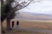 People birding the Columbia Basin